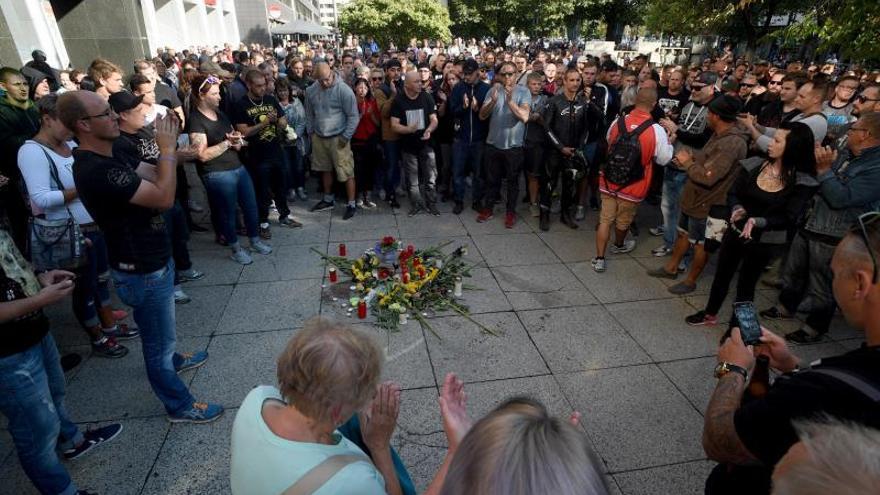 El Gobierno alemán condena el acoso contra los extranjeros tras los sucesos en el este