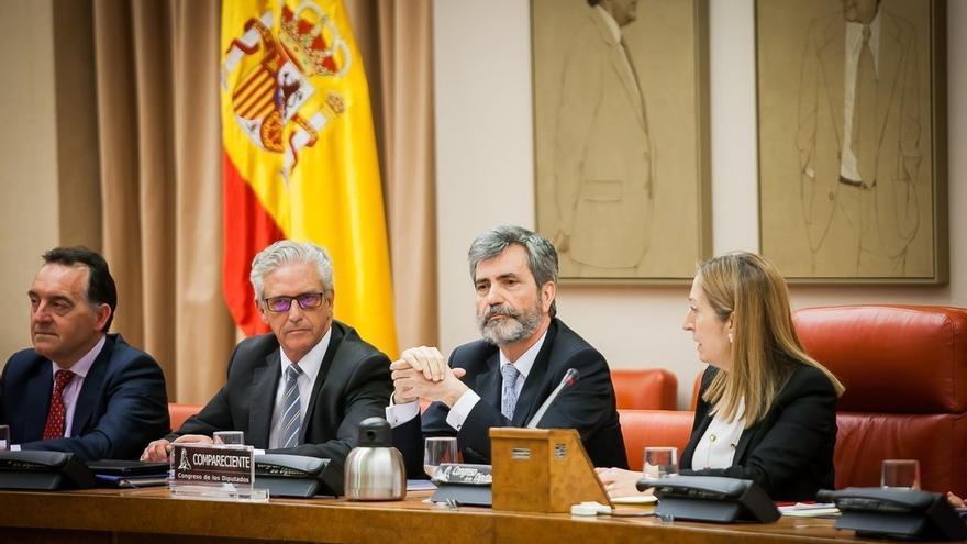 """El PP está dispuesto a acordar con el PSOE la renovación del CGPJ, pero avisa que es """"incompatible"""" con ERC y PDeCAT"""