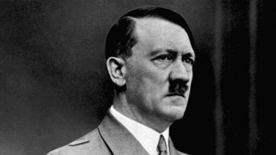 Adolf Hitler - Wikimedia commons