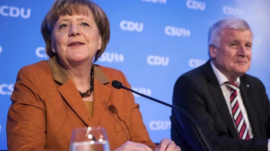 Acuerdos de mínimos en la última reunión de  la gran coalición alemana antes de las elecciones