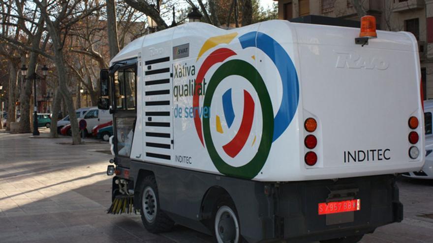 La contrata de limpieza de Inditec en Xàtiva es de 790.000 euros anuales