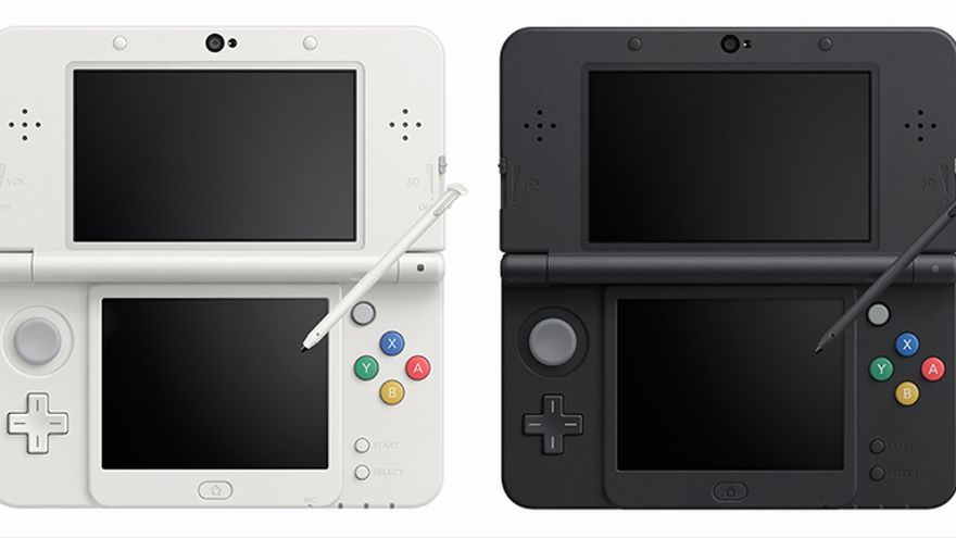 new nintendo 3ds