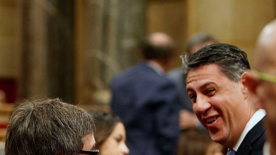 Puigdemont avisa de que frente a la respuesta judicial habrá referéndum en 2017