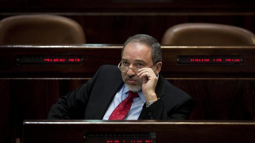 Lieberman niega que la crisis sobre Irán afecte a relaciones de Israel y EEUU
