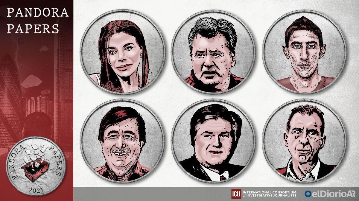 Zulemita, Humbertito Grondona, Di María, Durán Barba, Muñoz (exsecretario de Kirchner) y Mariano Macri son algunos de los protagonistas de la nueva filtración.