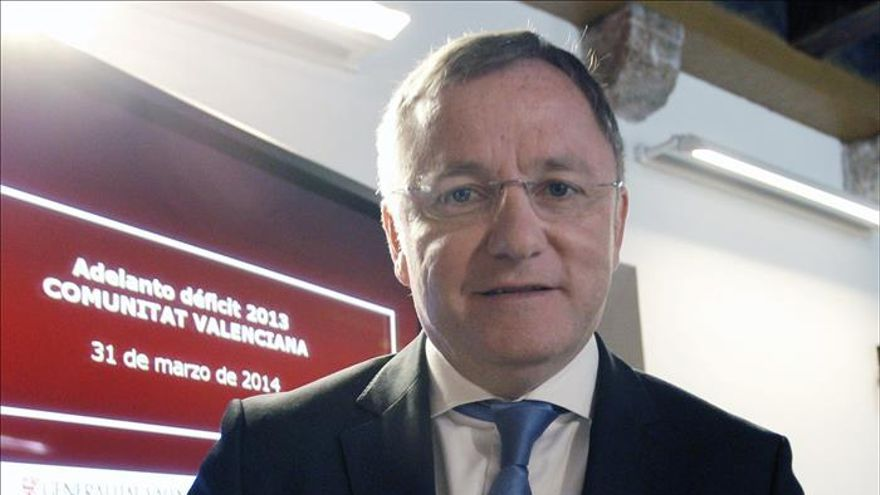 """El Gobierno valenciano valora el """"mayor esfuerzo"""" hecho para reducir el déficit"""
