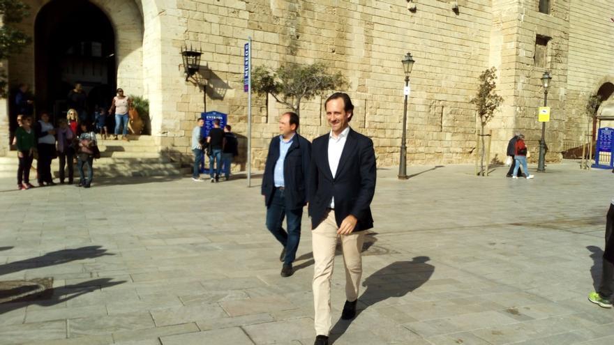 Bauzá se presentará para volver a presidir el PP balear