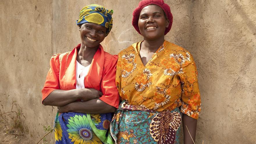 África está formada por 55 países y una población de mil millones de habitantes. Foto: Cameron McNee/Mission Malawi/ActionAid