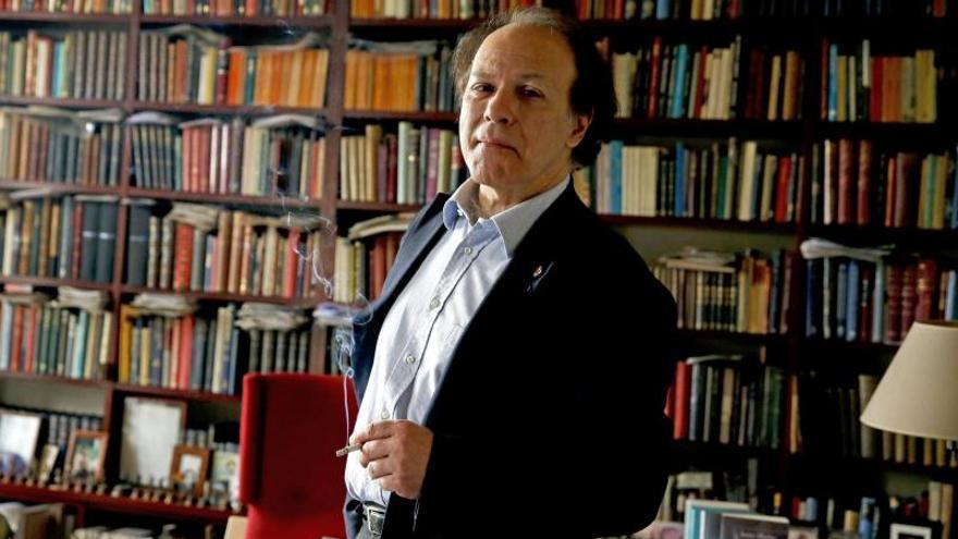 Javier Marías, finalista al premio del Círculo de Críticos de EE.UU.