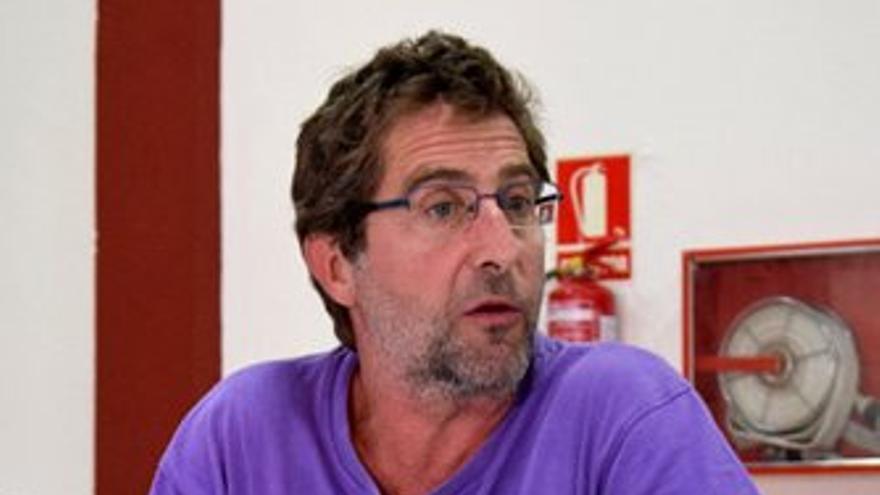 Fernando Llorente Arrebola Podemos Talaveruela activista ecologista