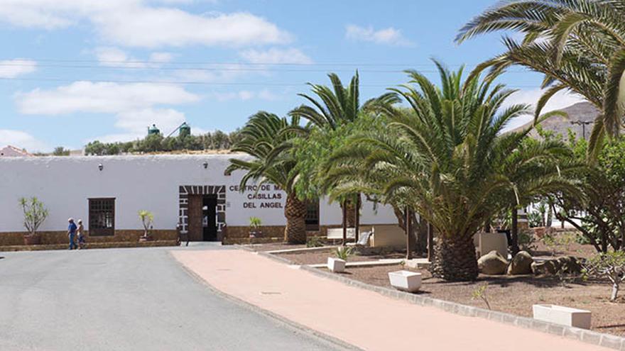 Residencia de mayores de Casillas.