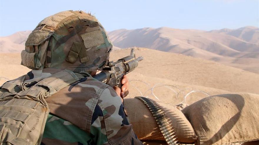 El ejército libanés prosigue su ofensiva contra el EI en el noreste del país