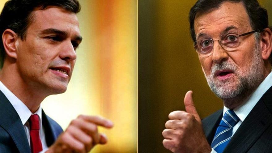 'Cara a cara' Rajoy-Sánchez: 10 cadenas lo emiten y pagarán según su audiencia