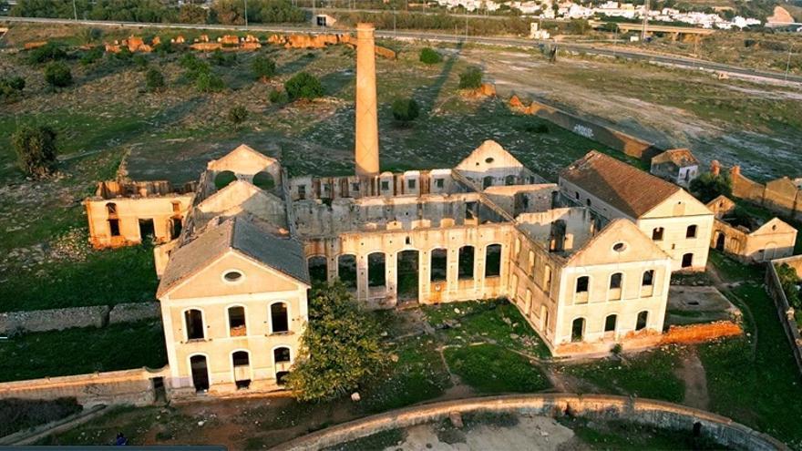 Antiguo ingenio de San Joaquín, en Maro | Plataforma Otro Maro es posible