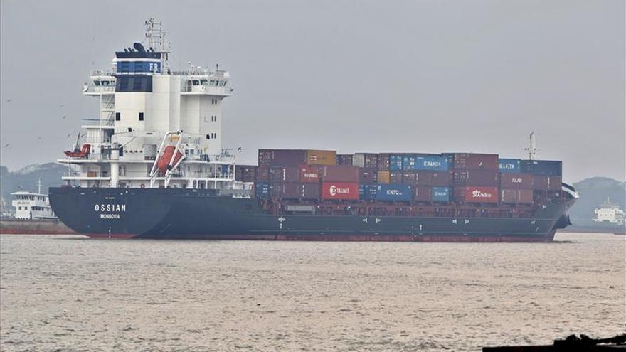 Las exportaciones alemanas suben un 1,2 % en octubre frente al mes anterior