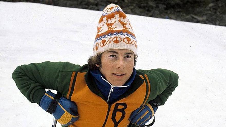 Ingemar Stenmark, el gran campeón sueco de esqui