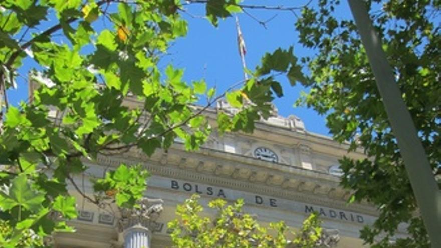 Bankia En La Bolsa De Madrid