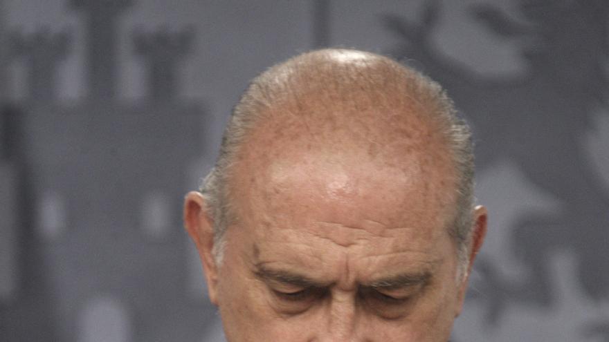 El ministro del Interior, Jorge Fernández Díaz. / Europa Press