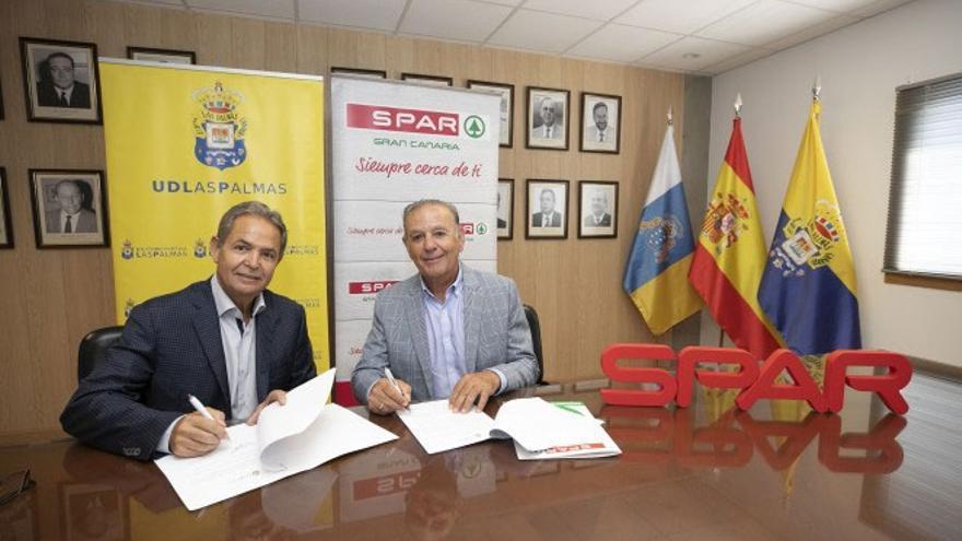 Nicolás Ortega y José López
