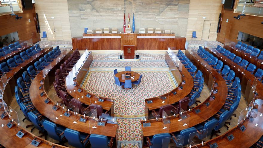 La Mesa de la Asamblea de Madrid se reúne mañana tras el respaldo del TSJM a los comicios