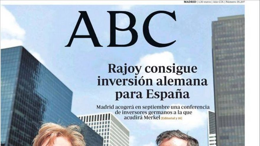 De las portadas del día (21/05/2012) #6