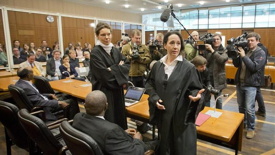 Alemania condena a cadena perpetua a un exalcalde ruandés por masacre a los tutsis