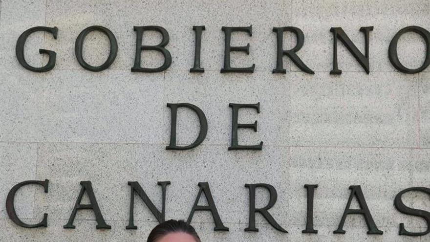 La portavoz de Ciudadanos en Canarias y diputada nacional por la provincia de Santa Cruz de Tenerife, Melisa Rodíguez. EFE/Elvira Urquijo A.