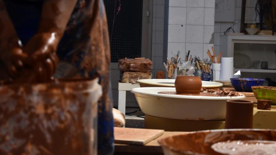 Taller de Alhaja Cerámica en Toledo / Fotografías: Bárbara D. Alarcón