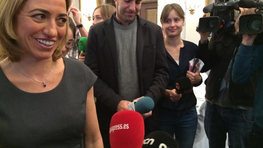 Chacón exige a Rajoy que aclare qué pide Francia a España en el conflicto sirio y dice que la solución no es bombardear