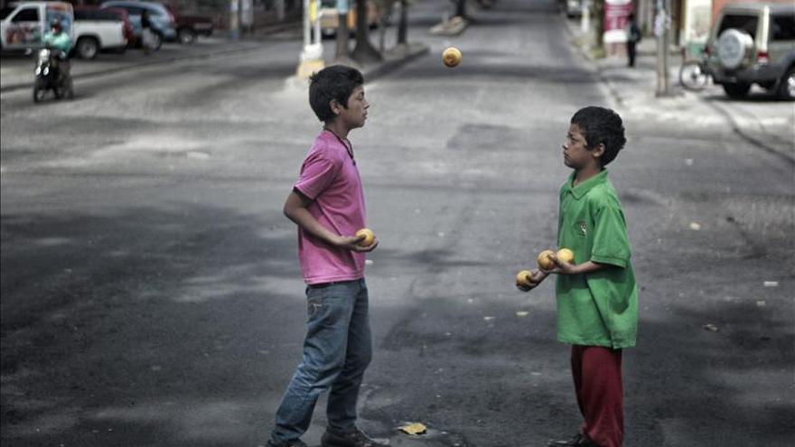 """Los derechos de los niños hondureños, en """"cuidados intensivos"""", según activistas"""