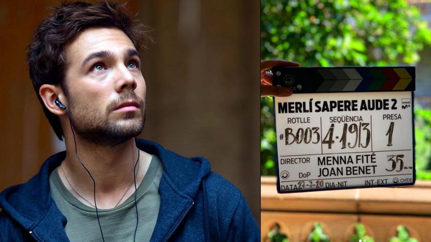 'Merlí: Sapere Aude' arranca el rodaje de su 2ª temporada con mensaje de su gran mentor