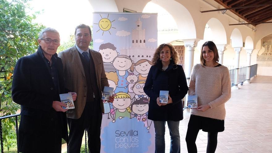 'Sevilla con los peques' presenta su guía de navidad para familias con niños