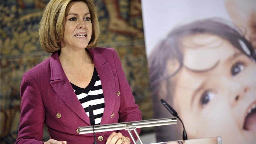 Castilla-La Mancha destinará 43 millones de euros a apoyar la maternidad