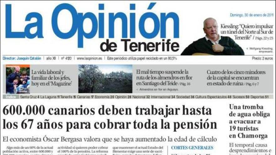 De las portadas del día (30/01/2011) #4