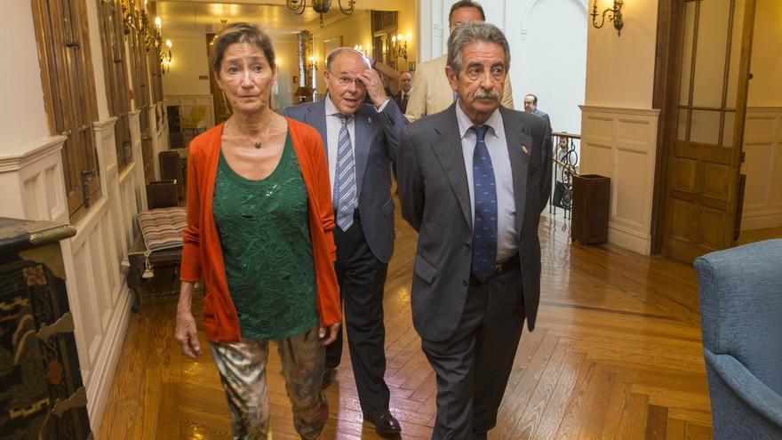 Revilla defiende un pacto de Estado para recuperar el prestigio de la justicia