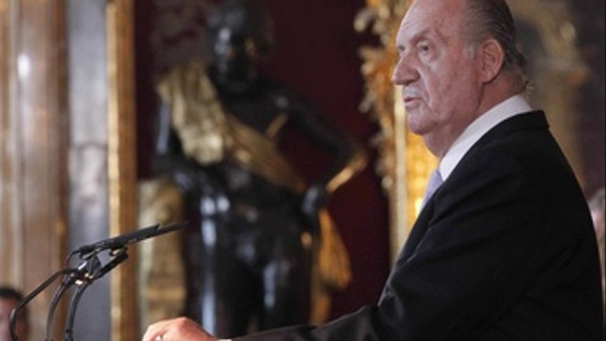El rey Don Juan Carlos. (EUROPA PRESS)