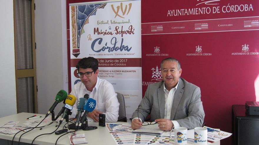El Festival de Música Sefardí de Córdoba se celebra desde este lunes al 10 de junio con seis conciertos