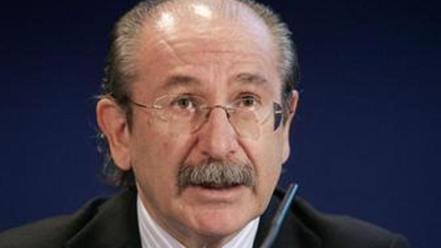 Luis del Rivero, presidente de Repsol