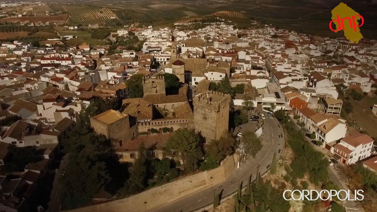 Vista aérea de Montemayor