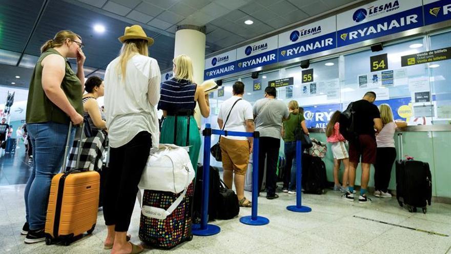 Cancelados 14 vuelos en Cataluña por la huelga de pilotos de Ryanair en Europa