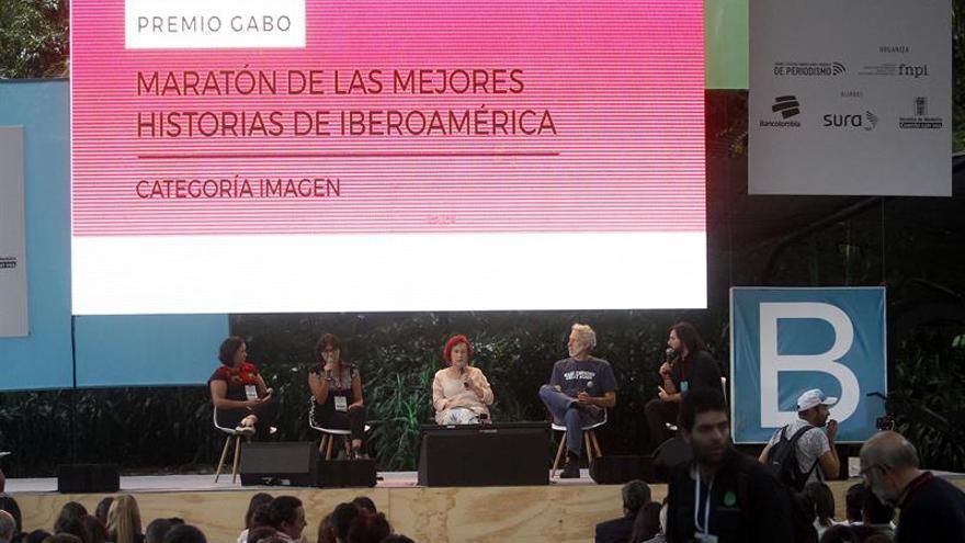 Un maratón de historias periodísticas iberoamericanas abre el Festival Gabo