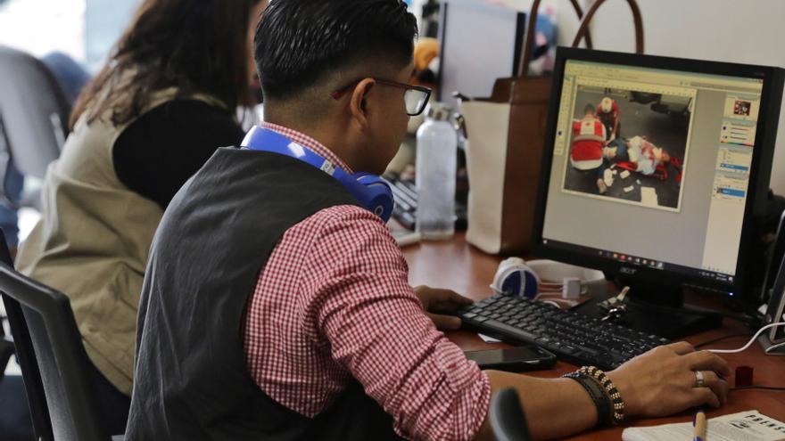 Reino Unido, preocupado por la violencia a los periodistas en Honduras