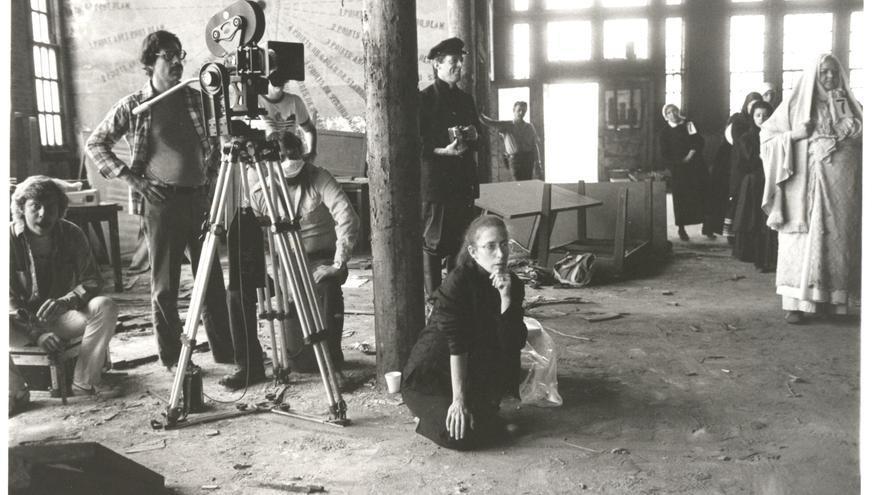 Una imagen del documental 'Ellis Island'.