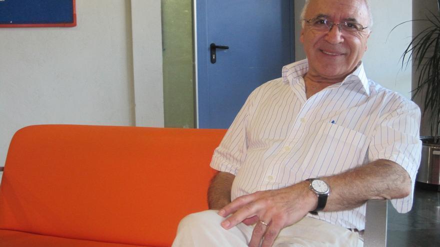 El teólogo y escritor, Juan José Tamayo.