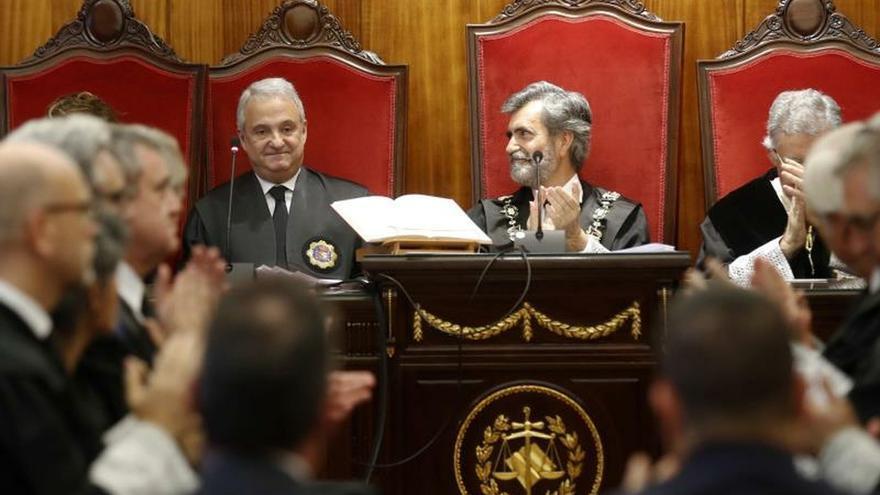 Lesmes: Hoy más que nunca la fortaleza judicial es pilar para la convivencia