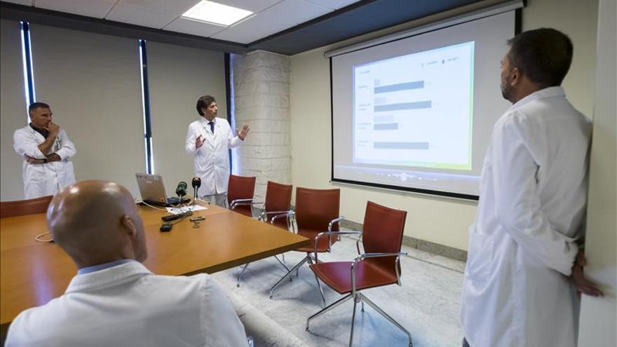 Una terapia oncológica con GPS pionera en España elimina los efectos secundarios