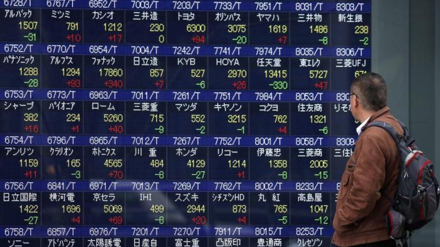 El Nikkei gana el 0,52 por ciento hasta los 15.902,53 puntos