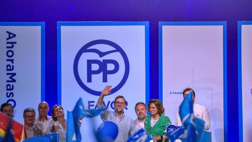"""Rajoy alerta de que el voto a C's """"no es útil para parar a los extremistas"""""""