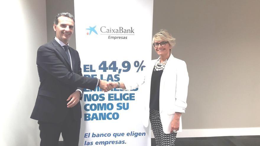 Silvia Ezquerra, finalista navarra de la fase territorial del Premio Mujer Empresaria impulsado por CaixaBank
