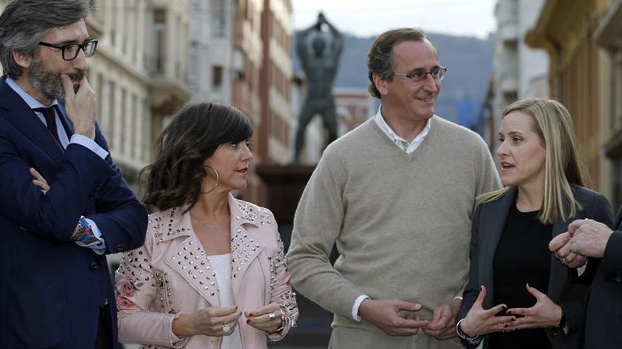 Amaya Fernández será la secretaria general del PP del País Vasco
